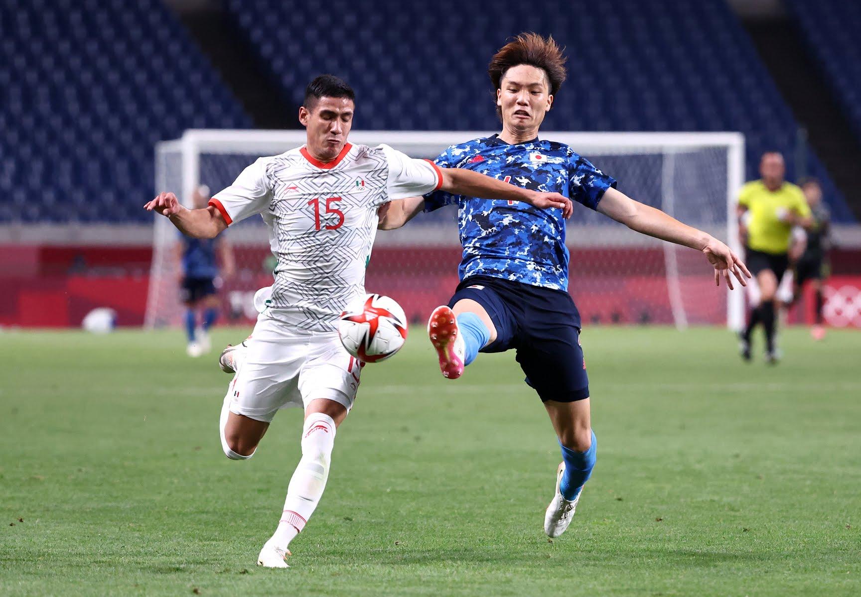 México pierde contra Japón y ahora definirá su pase ante Sudáfrica